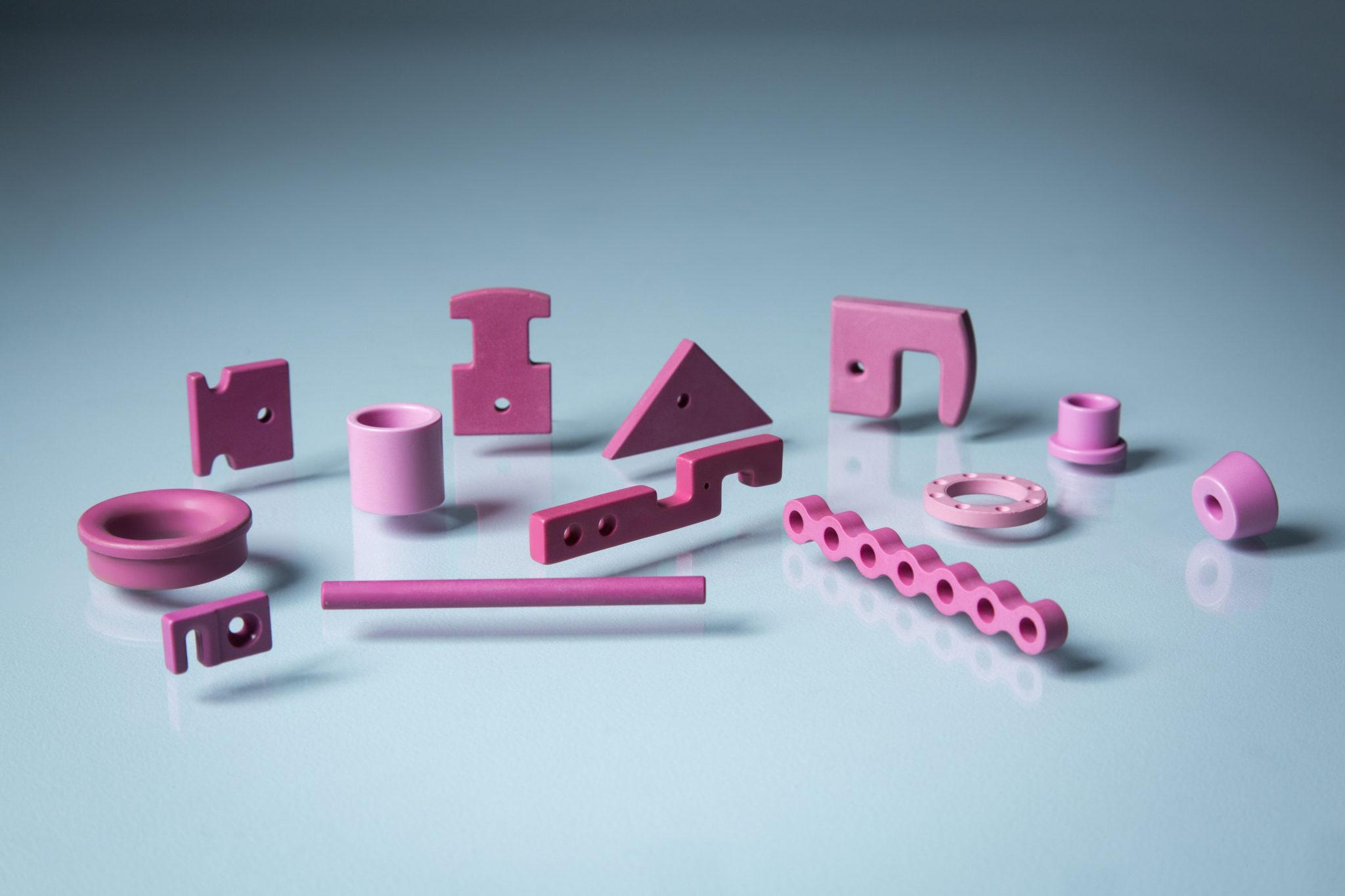 Pink Alumina