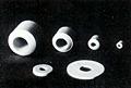 Steatite Insulating Beads and Washers