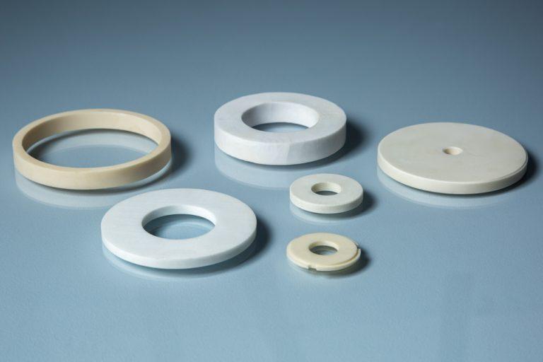 Alumina washers available in many size options