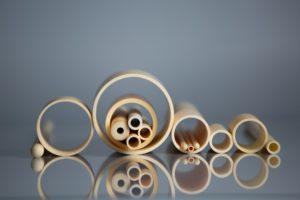 lsp ceramics alumina tubes multiple sizes