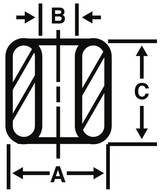 Tubed Eyelets Diagram